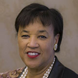 Rt Hon Patricia Scotland QC portrait photo