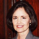 Dr. Judy Shelton portrait photo