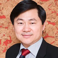 Dr Huiyao Wang photo