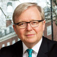 Kevin Rudd photo